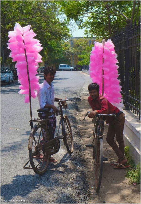 Streets of Pondicherry (1)