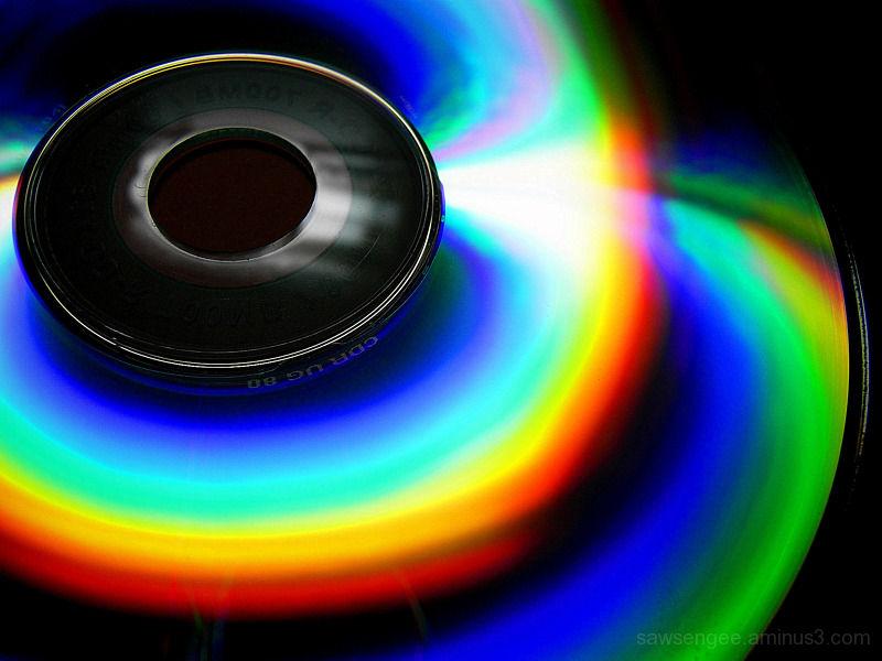 the eye of the rainbow