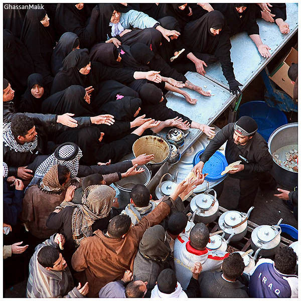 Iraq,Egg,people,street,Karbala