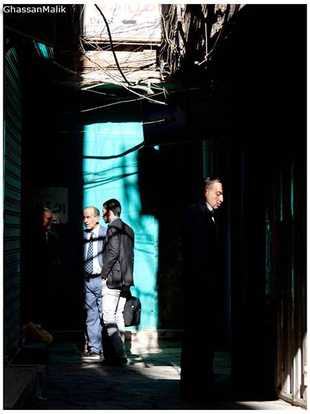 Iraq,Baghdad,people,alley