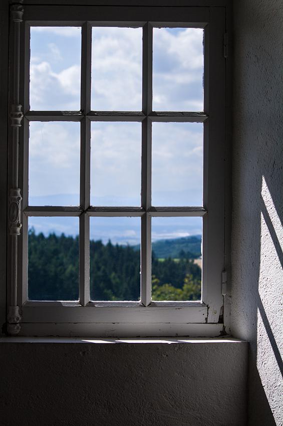 La vue de château