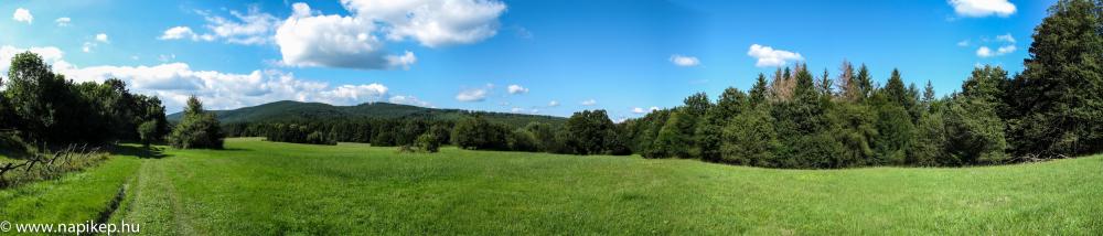 Sikáros panorama