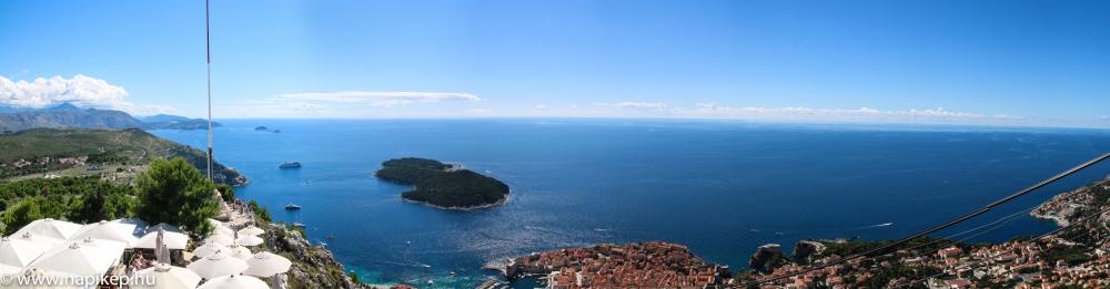Trogir panorama II.