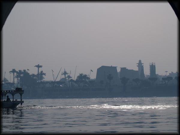 Luxor Nile Egypt