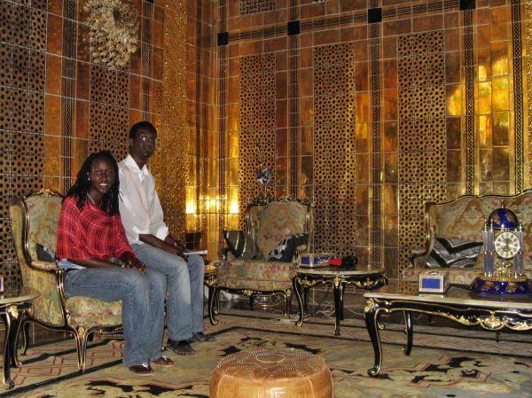 Golden Room, Gidan Deribe, Maiduguri, Nigeria
