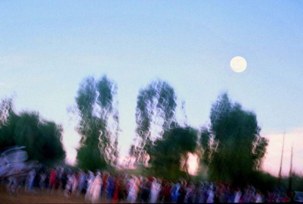 A la faveur de la pleine lune