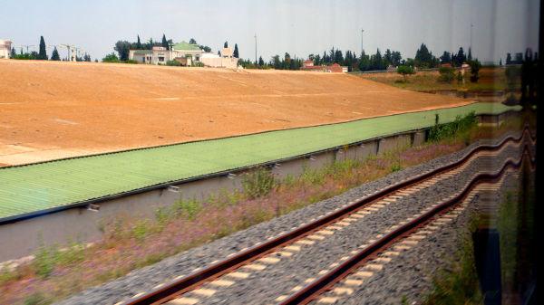Au train où vont les paysages VIII...