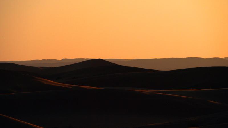 Depuis la haute dune 10/10