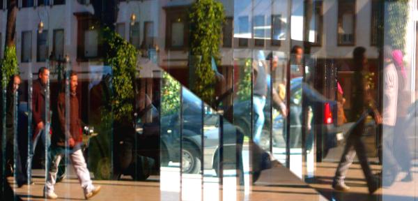 In vitrine 2