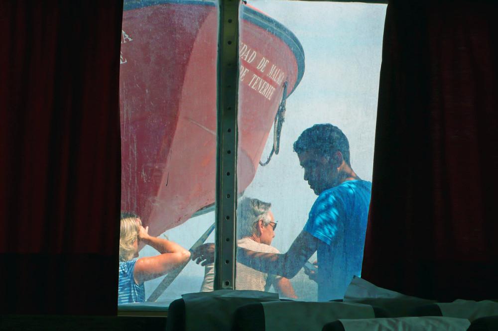 Sur le ferry 11 - (2/2)