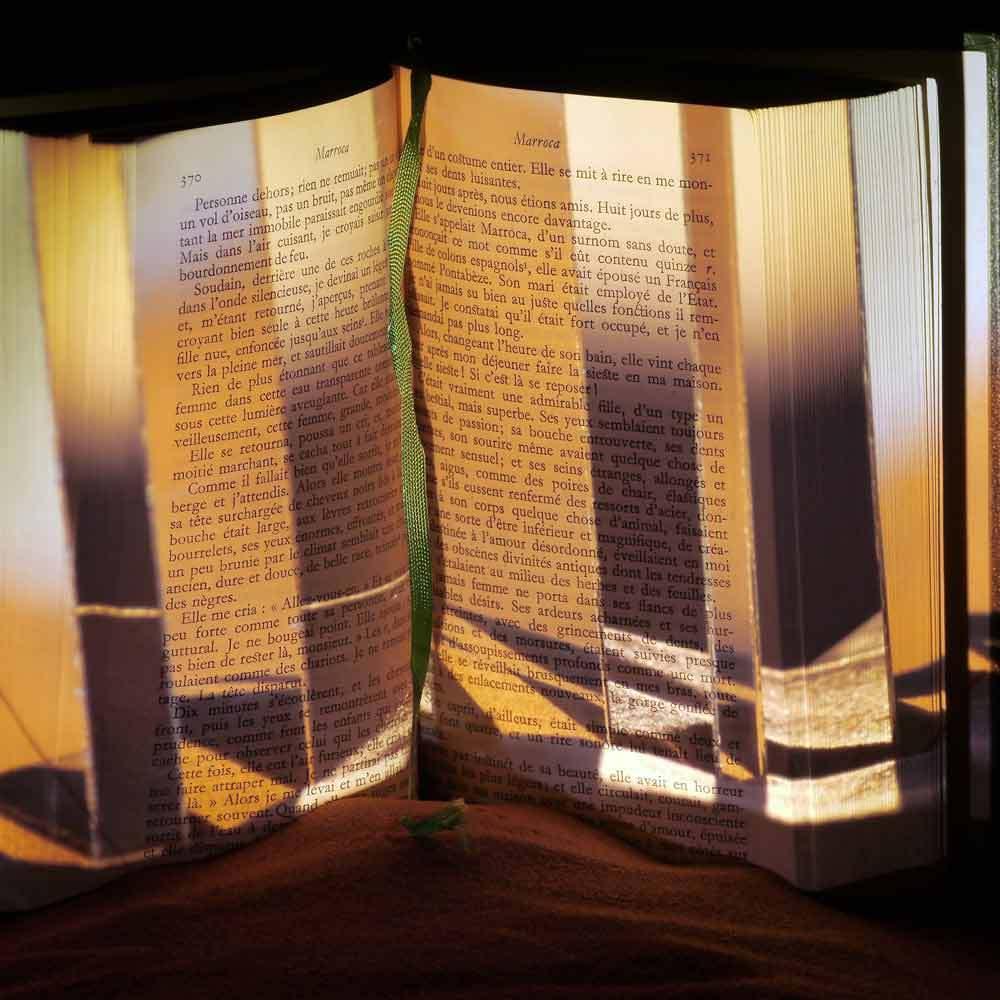 L'ivre lumière du livre 22