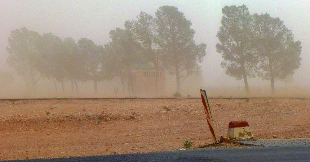 Tempête de sable 6