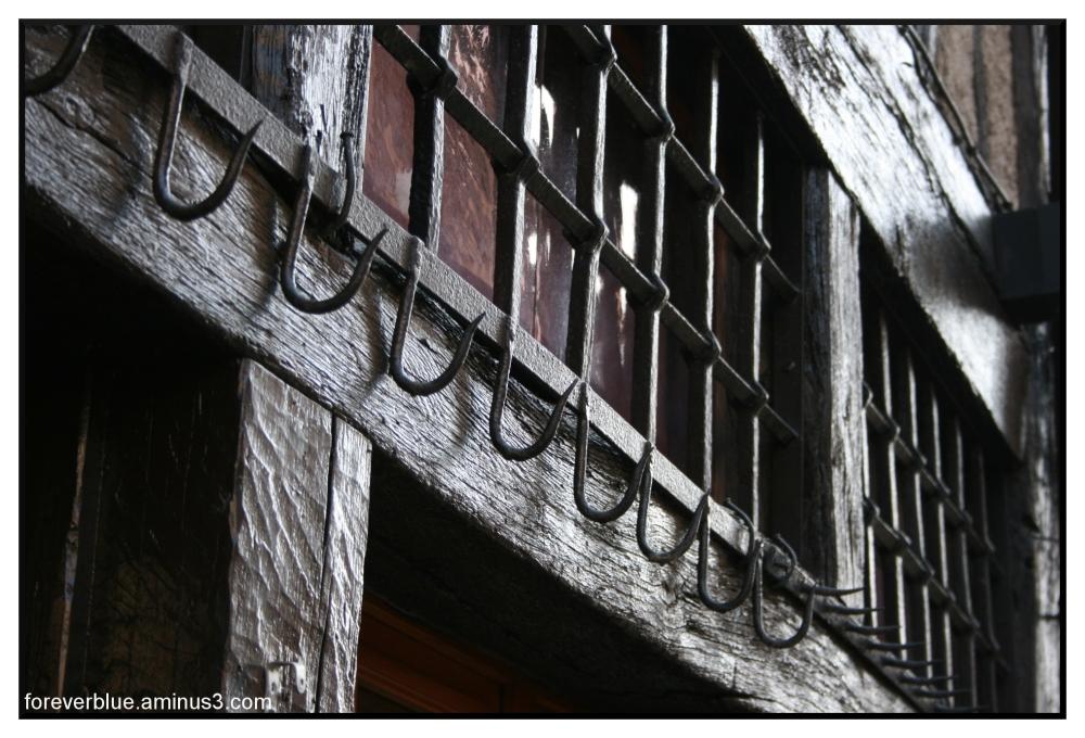 LIMOGES 9 : Rue de la Boucherie.