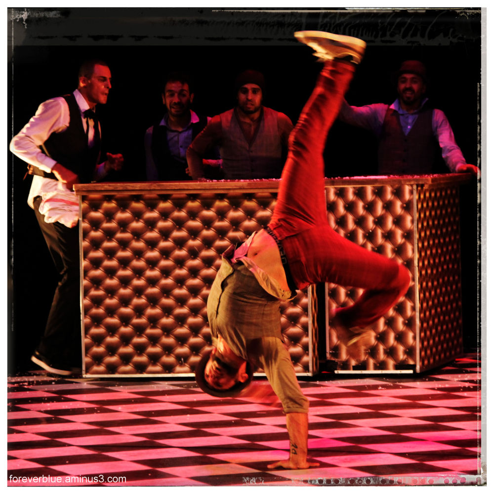 "HIP HOP TIME : ""BALLET BAR"" ON TOUR (4/4)"