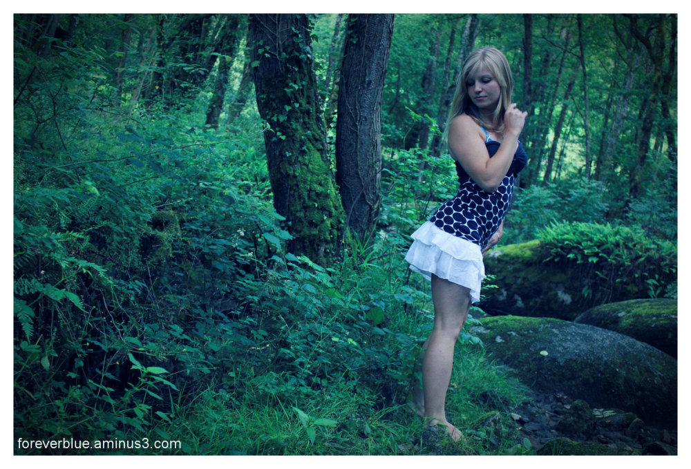 ...LUCY IN THE WOODS, WITHOUT DIAMONDS ...