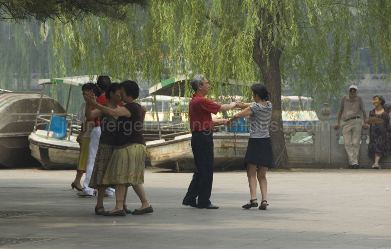 Dancing in the Park I