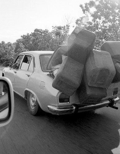 Sur la route (Bénin)