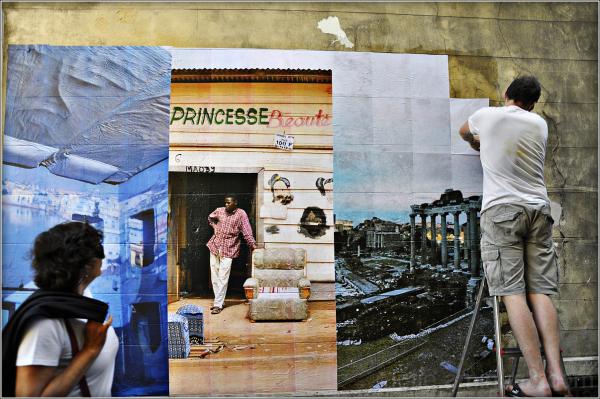 L'art dans la rue   (2)