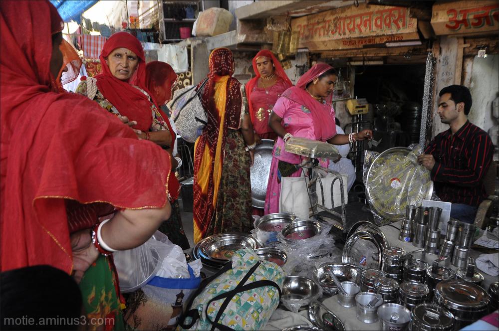 Jaisalmer market