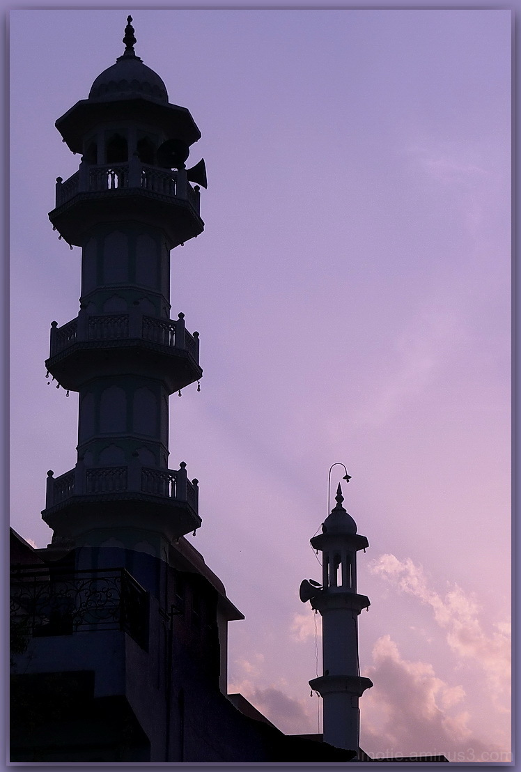 ....Avant la prière du soir. ♫ ♪
