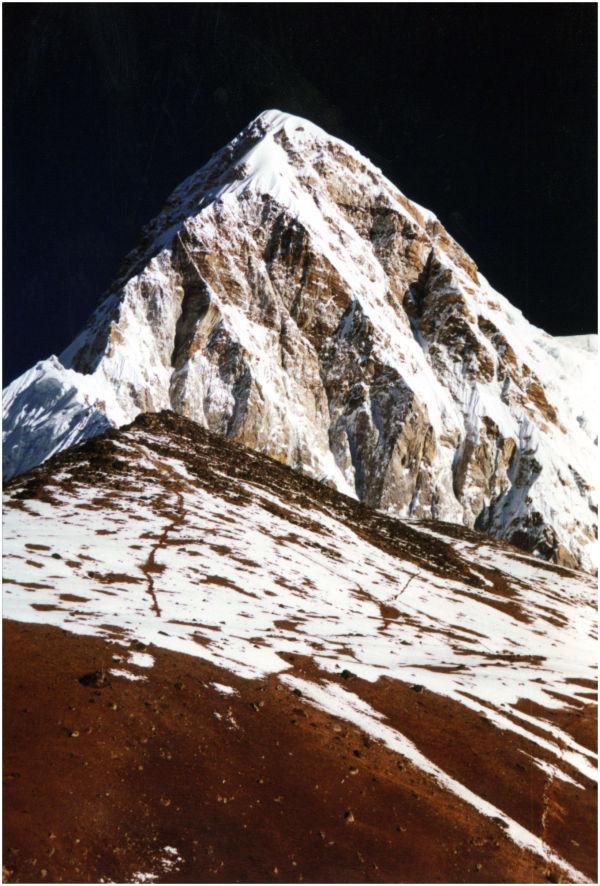 Pumori Khumbu Nepal Kala Patar