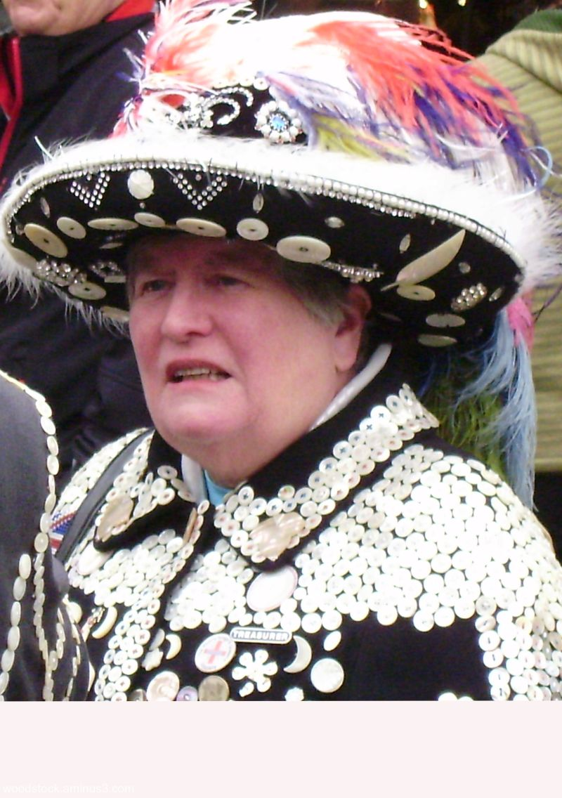 Pearly Queen