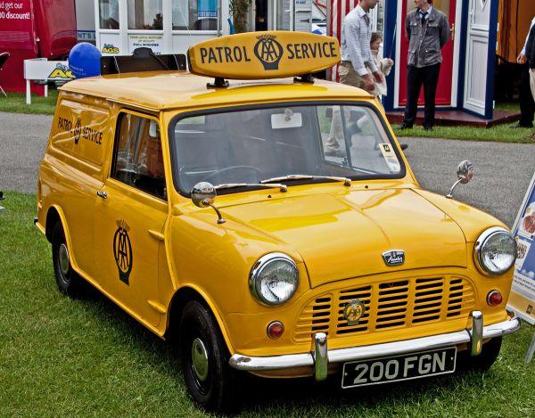 AA Mini Van