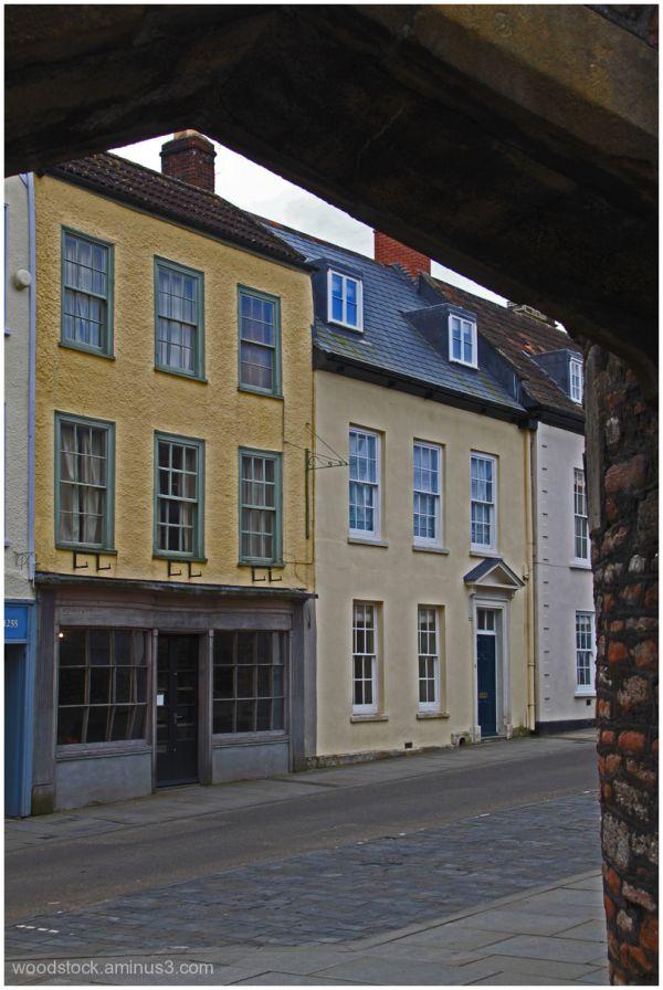 Wells, Somerset.