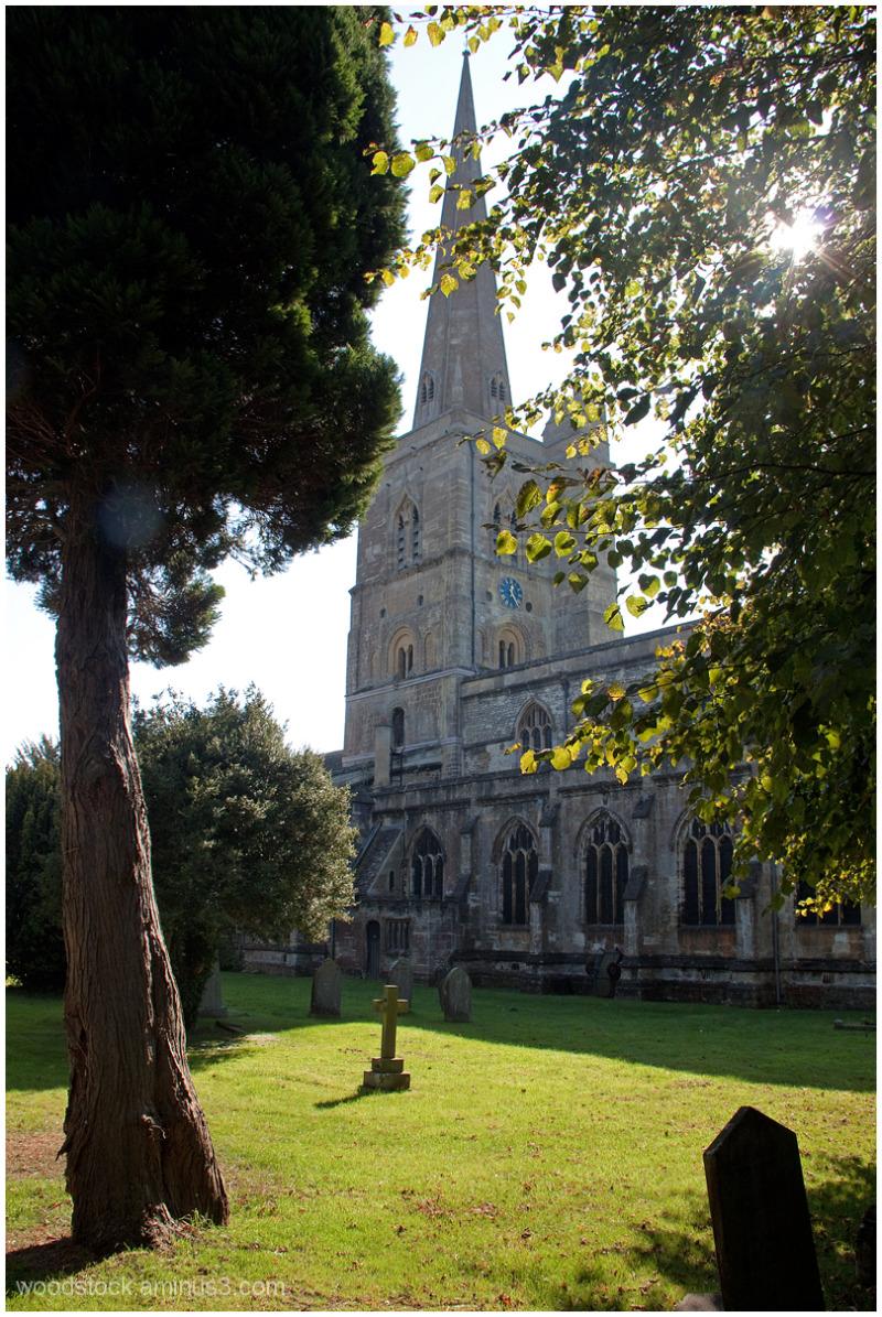 Burford Parish Church