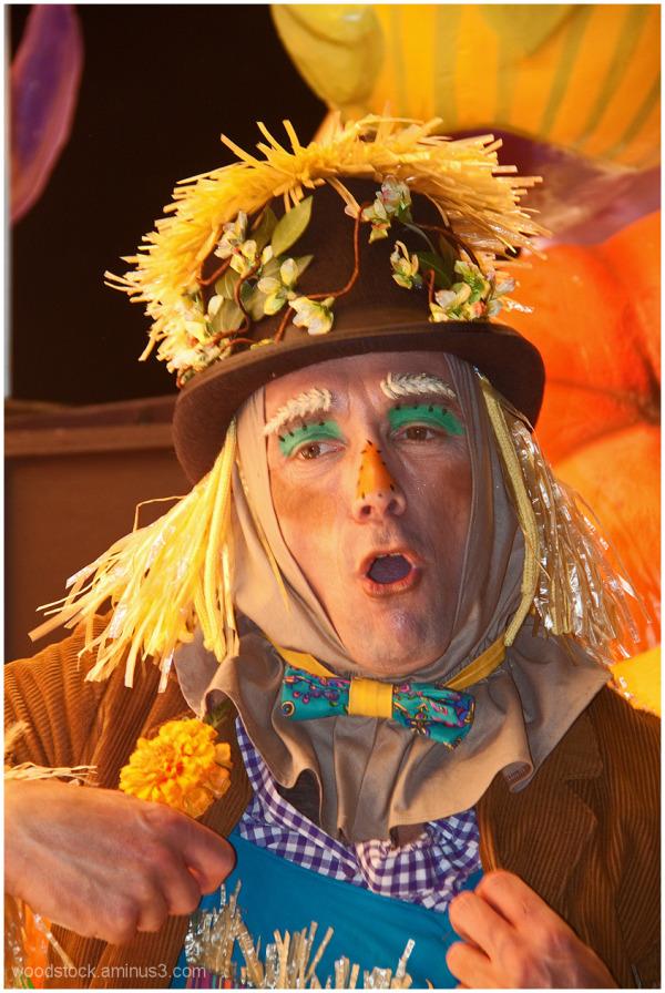 Characters at Burnham Carnival (Nov 2011) 6 of 11