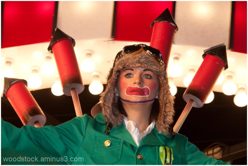 Characters at Burnham Carnival (Nov 2011) 11 of 11