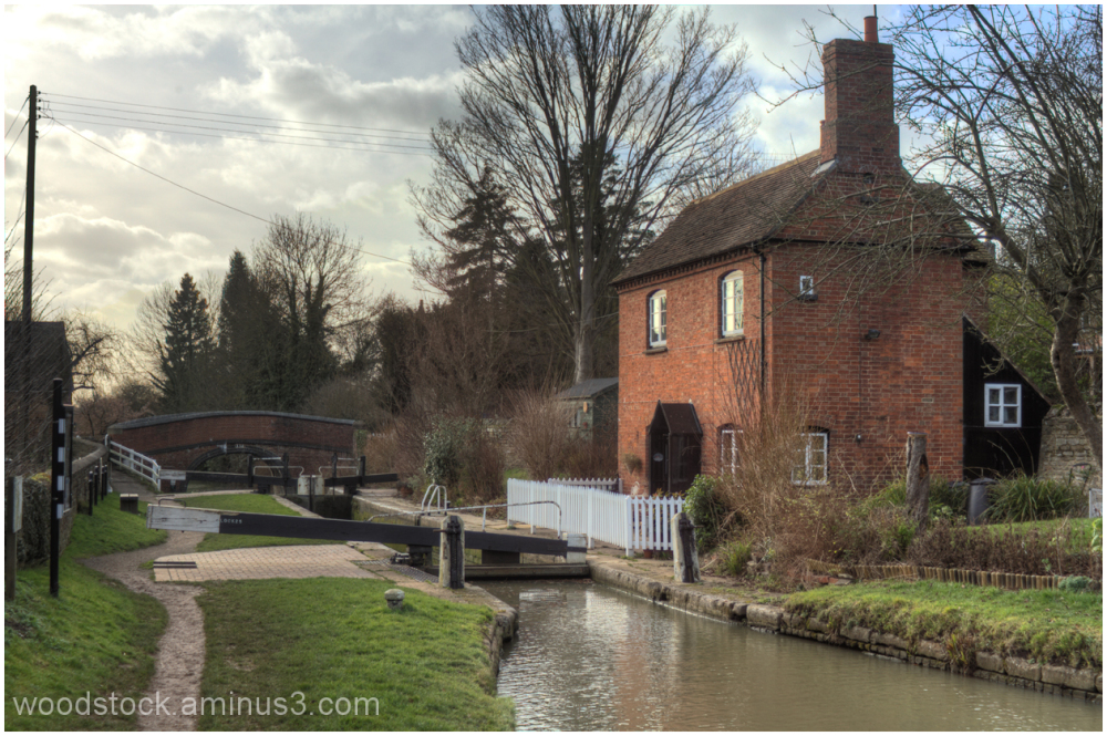 Lock Keepers Cottage, Cropredy, Oxford