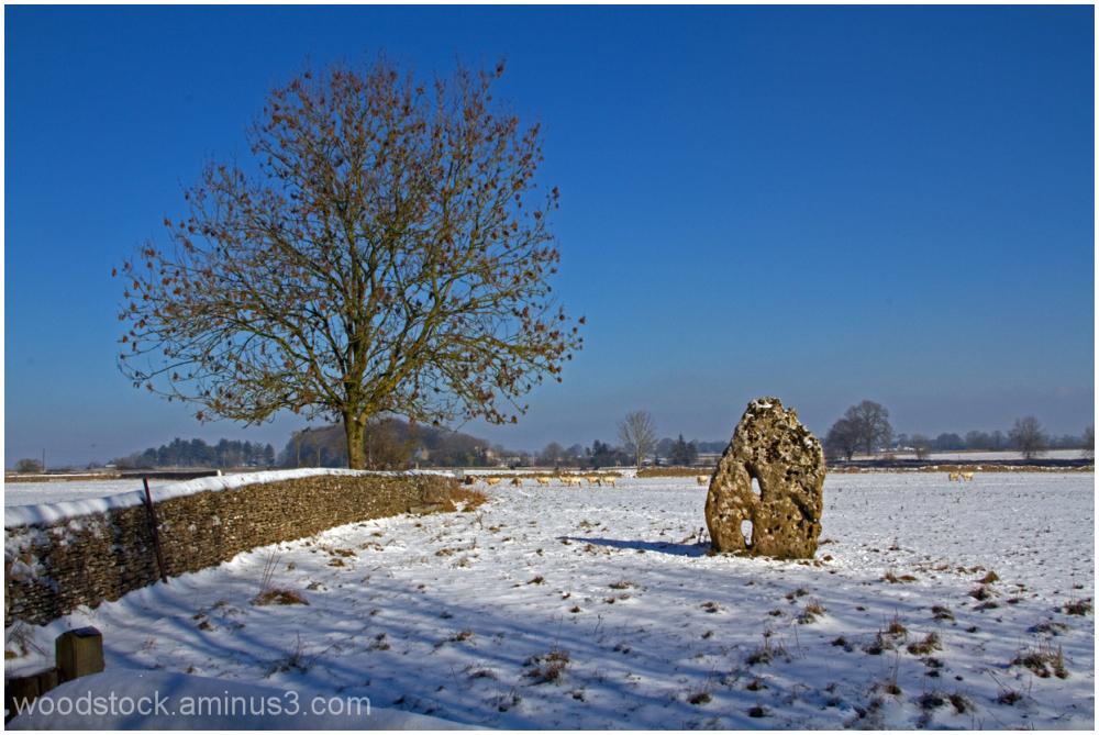 The Long Stone Hampton Fields