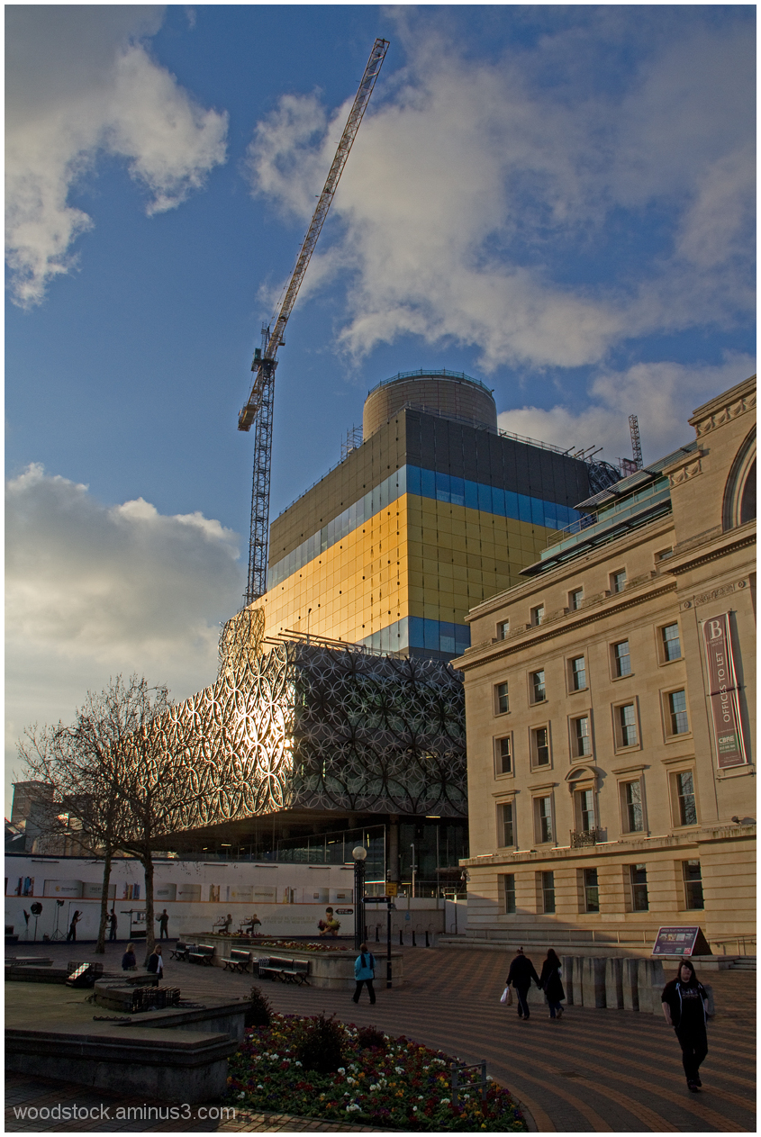 The New Library - Birmingham