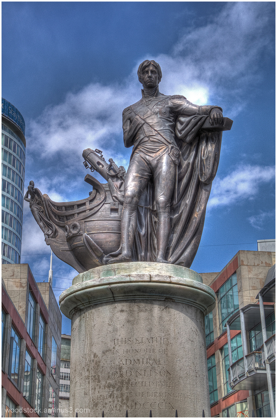 Admiral Lord Nelson