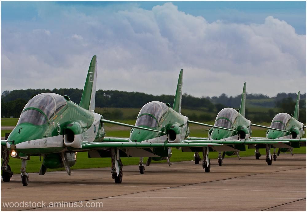 Yeovilton The Saudi Aerobatic Team (4 of 19)