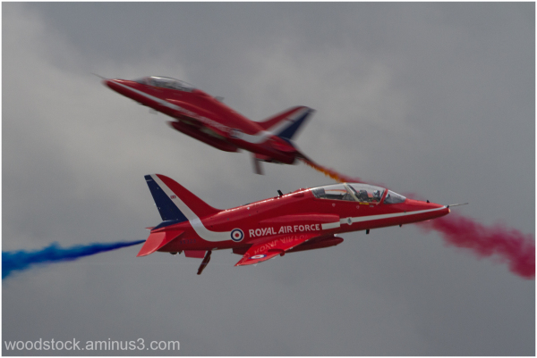 Yeovilton - The Red Arrows (6 of 19)