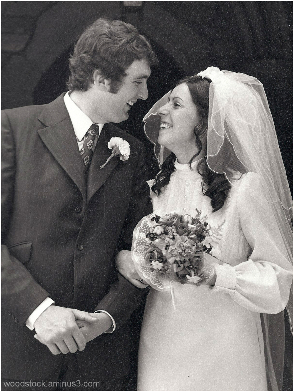 Ruby Wedding Anniversary Today