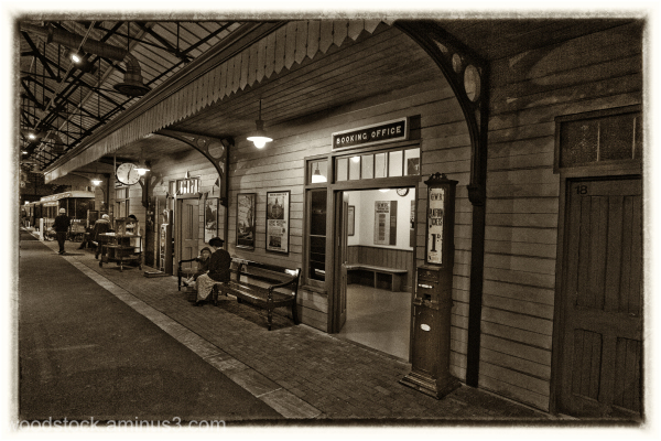 Great Western Railway Station