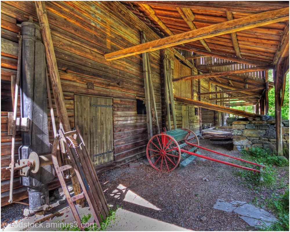 Norwegian Farmstead