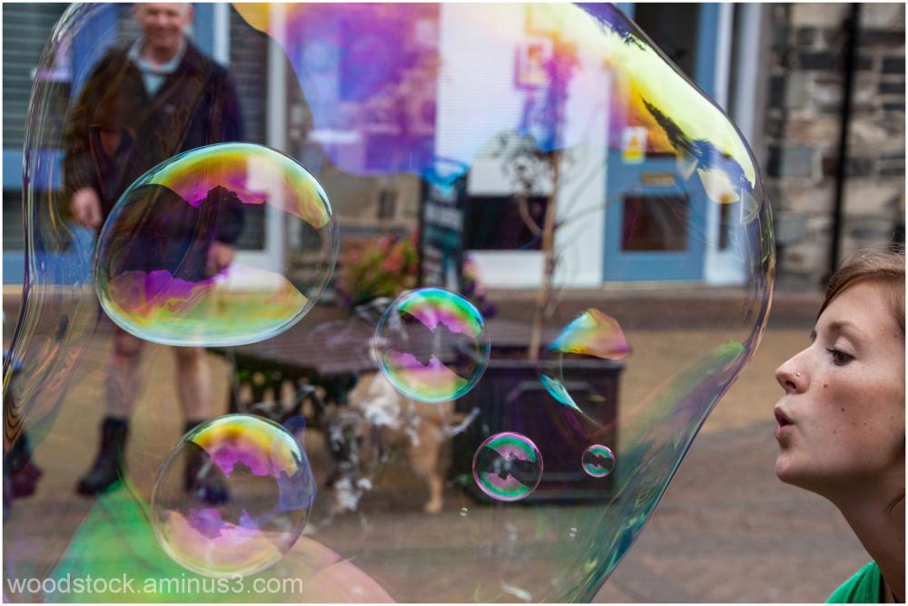 Double Bubble Trouble