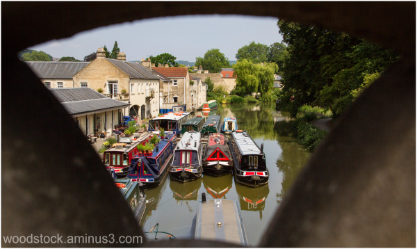 The Canal - Bath