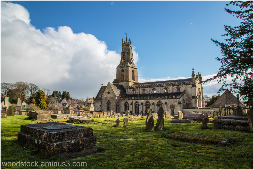 Minchinhampton Parish Church