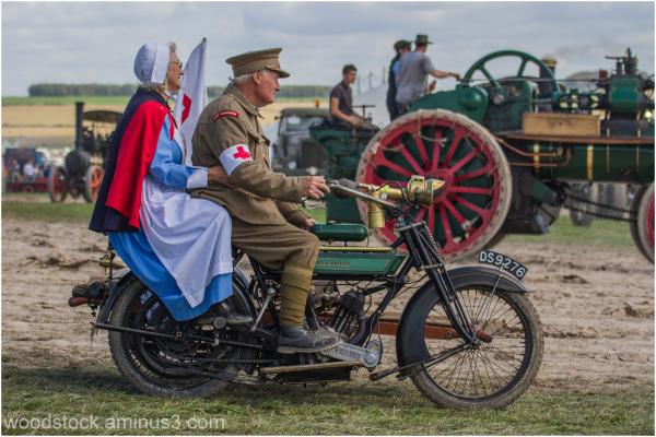 Dorset Steam Fair 2014