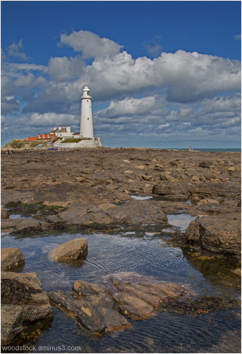 Sy Mary's Lighthouse Hartlepool