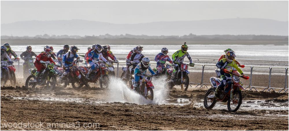 Weston Super Mare  Beach Race
