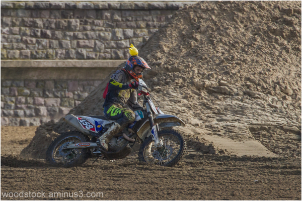 Weston Super Mare  Beach Race
