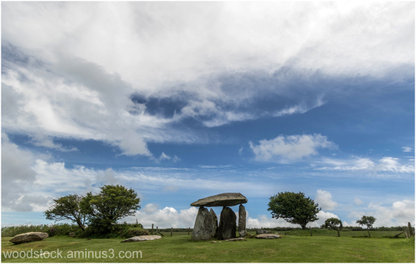 Pentre Ifan - Burial Chamber