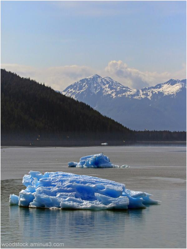 Tracey Arm Fjord, Alaska