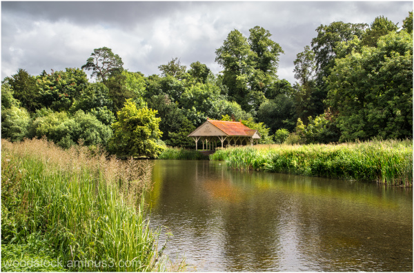 Boat House at Wilton House